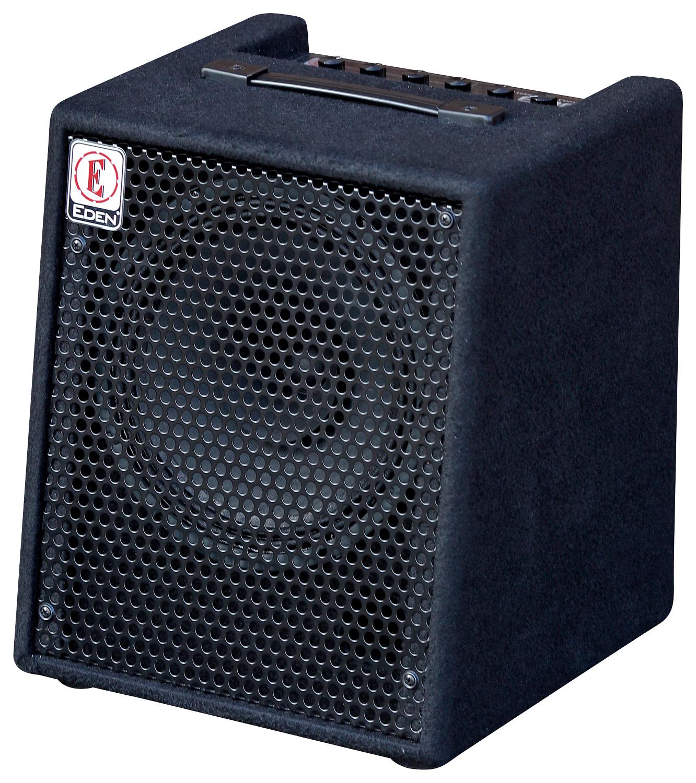 Eden - 50W Bass Guitar Combo Amplifier - Black