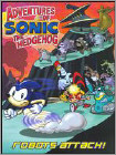 Adventures of Sonic the Hedgehog: Robots Attack (DVD) (Eng)