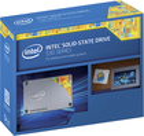Intel® - 530 Series 180GB Internal SATA Solid State Drive - Multi