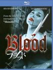 Blood [blu-ray] 1780278