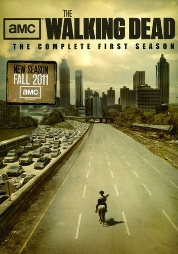 The Walking Dead: The Complete First Season [2 Discs] (DVD)