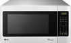 LG - 1.5 Cu. Ft. Mid-Size Microwave - Smooth White