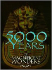 5000 Years Of Magnificent Wonders (6pc) (DVD)