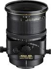 Nikon - PC-E Micro NIKKOR 45mm f/2.8D ED Perspective-Control Lens for Select Nikon Cameras - Black