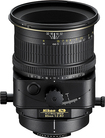Nikon - PC-E Micro NIKKOR 85mm f/2.8D Medium-Telephoto Perspective-Control Lens for Select Nikon Cameras - Black
