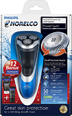 Philips Norelco - PowerTouch Electric Razor - Black