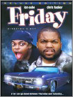 Friday (DVD) (Director's Cut) (Deluxe Edition) (Eng) 1995