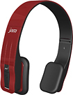 HMDX - JAM Fusion On-Ear Headphones - Red