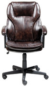 Serta - Manager Office Chair - Roasted Chestnut
