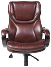 Serta - Big & Tall Executive Office Chair - Brown