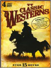 TV CLASSIC WESTERNS (4PC) (4 Disc) (DVD) (Black & White) (Eng)