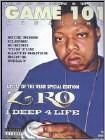 Game 101: Z-Ro - 1 Deep 4 Life (DVD)