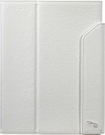 Rocketfish™ - Folio Case for Apple® iPad® Air - White
