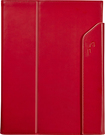 Rocketfish™ - Folio Case for Apple® iPad® Air - Red