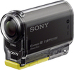 Sony - AS30 HD Action Cam - Black