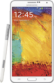 Samsung - Galaxy Note 3 4G Cell Phone - White (AT&T)