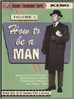 How To Be A Man (DVD)