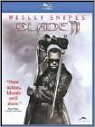 Blade II (Blu-ray Disc) (Enhanced Widescreen for 16x9 TV) (Eng/Fre) 2002