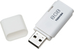 Toshiba - TransMemory 8GB USB 2.0 Flash Drive - White