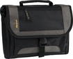 Targus - Messenger Bag for Most Tablets - Black/Yellow