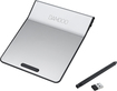Wacom - Bamboo Wireless Touchpad with Digital Stylus - Black