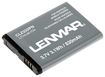 Lenmar - Lithium-Ion Battery for Pantech Impact P7000 Mobile Phones - Gray