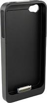 Lenmar - Smartphone Skin - Rubber Black