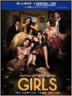 Girls: The Complete Third Season [2 Discs] (Blu-ray Disc)