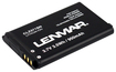 Lenmar - Lithium-Ion Battery for Sanyo Mirro SCP-3810 Mobile Phones - Black