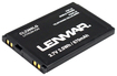 Lenmar - Lithium-Ion Battery for Most LG Mobile Phones - Black