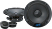 "Alpine - 6-1/2"" 2-Way Component Car Speakers with Poly-Mica Cones (Pair) - Black"