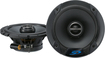 "Alpine - 6-1/2"" 2-Way Coaxial Car Speakers with Poly-Mica Cones (Pair) - Black"