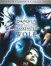 Bram Stoker's Dracula/mary Shelley's Frankenstein/wolf [3 Discs] [blu-ray] 18099772