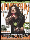 Guitar World: How to Play the Best of Pantera (DVD) (Eng) 2009