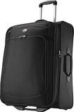 """American Tourister - Splash 2 29"""" Expandable Wheeled Upright Suitcase - Black"""
