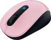 Microsoft - Sculpt Mobile Wireless Mouse - Orchid Pink