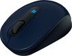 Microsoft - Sculpt Mobile Wireless Mouse - Wool Blue