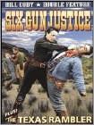Bill Cody Double Feature: Six Gun Justice/The Texas Rambler (Black & White) (DVD) (Black & White) (Eng)