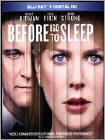 Before I Go To Sleep (Blu-ray Disc) (Eng)