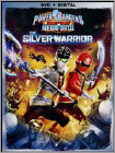 Power Rangers Super Megaforce: The Silver Warrior (DVD)