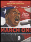 MARCH ON (DVD)
