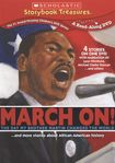 March On. And More Stories About African American History (dvd) 18240379