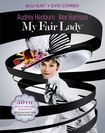 My Fair Lady [50th Anniversary Edition] [3 Discs] [blu-ray/dvd] 1825078
