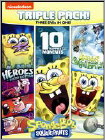 Spongebob Squarepants Triple (DVD) (3 Disc)