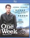 One Week [blu-ray] 18256761