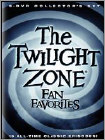 Twilight Zone: Fan Favorites (5 Disc) (DVD) (Black & White)