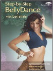 Step-by-Step Bellydance With Leilainia (DVD) (Enhanced Widescreen for 16x9 TV) 2010