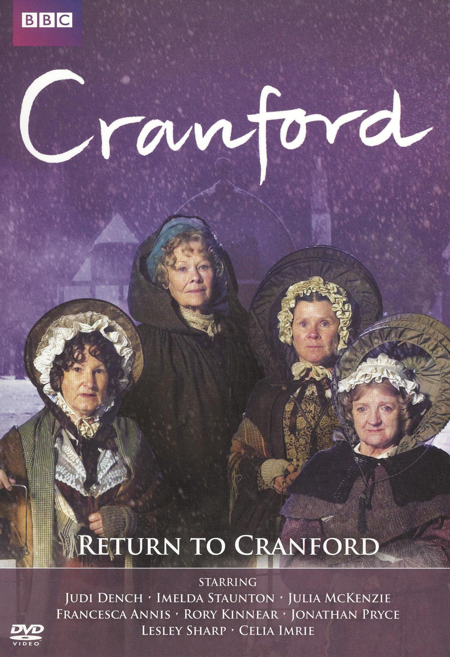 Cranford: Return To Cranford (dvd) 18316854