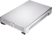 G-Technology - G-DRIVE mini 1TB External FireWire and USB 3.0/2.0 Portable Hard Drive - Silver