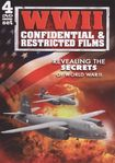 Wwii: Confidential & Restricted Films: Revealing The Secrets Of World War Ii [5 Discs] (dvd) 18349484
